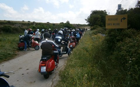 Guided visit on the occasion of the Motoincontro de sa Mallora